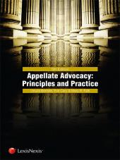 Appellate Advocacy: Principles and Practice cover
