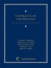 Contract Law and Practice cover