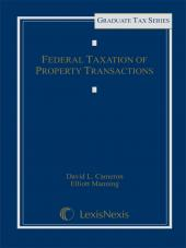 Federal Taxation of Property Transactions (2012) cover