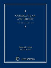 Contract Law and Theory cover