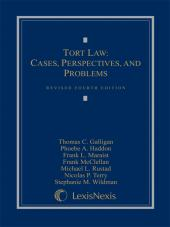 Tort Law: Cases, Perspectives, and Problems cover