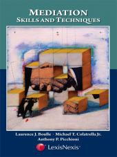 Mediation: Skills and Techniques 2008 cover
