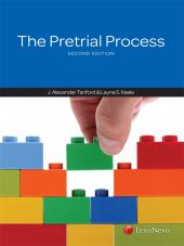 The Pretrial Process cover