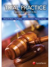 Trial Practice, Second Edition (2014) cover