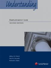 Understanding Employment Law cover