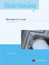 Understanding Disability Law, Second Edition (2012) cover