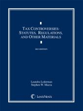 Tax Controversies: Statutes, Regulations, and Other Materials cover