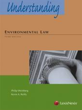 Understanding Environmental Law cover