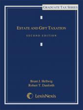 Estate and Gift Taxation, Second Edition, 2013 cover