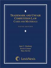 Trademark and Unfair Competition Law: Cases and Materials cover