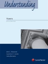 Understanding Torts, Fifth Edition (2013) cover