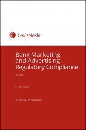 Bank Marketing and Advertising Regulatory Compliance Service cover