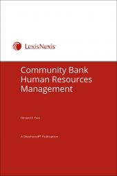 Community Bank Human Resources Management cover