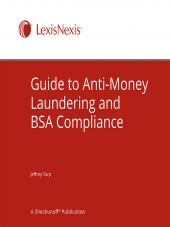 Guide to Anti-Money Laundering & BSA Compliance cover