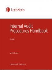 Internal Audit Procedures Handbook cover