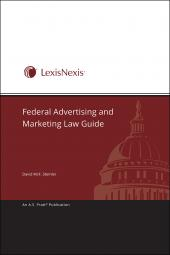 Pratt's Federal Advertising and Marketing Law Guide cover