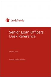 Senior Loan Officer's Desk Reference cover
