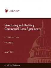 Structuring and Drafting Commercial Loan Agreements cover