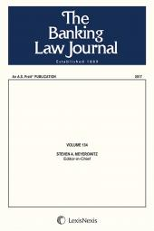 The Banking Law Journal cover