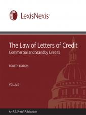 The Law of Letters of Credit: Commercial and Standby Credits cover