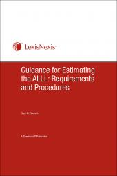 Guidance for Estimating the ALLL: Requirements and Procedures cover