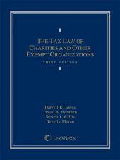 The Tax Law of Charities and Other Exempt Organizations cover