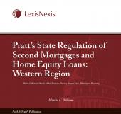 Pratt's State Regulation of 2nd Mortgages & Home Equity Loans - Western cover