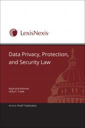 Data Privacy, Protection, and Security Law cover