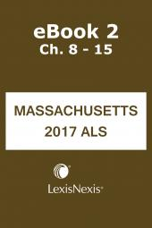 Annotated Laws of Massachusetts Advance Legislative Service (ALM ALS) cover
