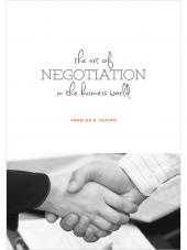 The Art of Negotiation in the Business World cover