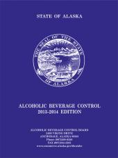 Alaska Alcoholic Beverage Control Laws cover