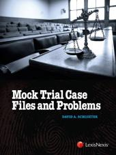 Mock Trial Case Files and Problems cover