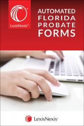 LexisNexis® Automated Florida Probate Forms cover