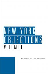 New York Objections cover