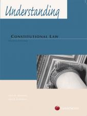 Understanding Constitutional Law, Fourth Edition, 2012 cover