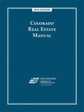 Colorado Real Estate Manual cover