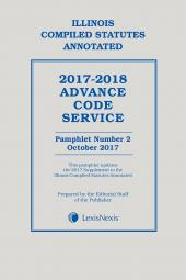 Illinois Advance Code Service cover