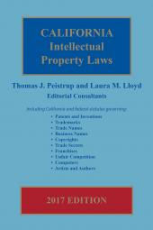 California Intellectual Property Laws cover