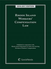 Rhode Island Workers' Compensation Law cover