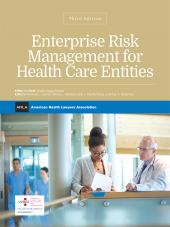 AHLA Enterprise Risk Management Handbook for Healthcare Entities, Co-published with the American Society of Healthcare Risk Management (Non-Members) cover