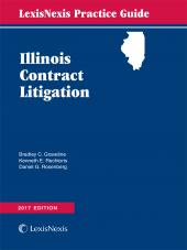 LexisNexis Practice Guide: Illinois Contract Litigation cover