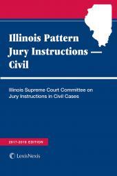 Illinois Pattern Jury Instructions - Civil - Downloadable Content cover