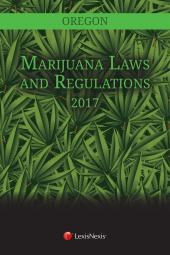 Oregon Marijuana Laws and Regulations cover