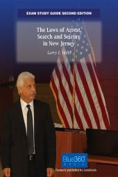 New Jersey Exam Study Guide Arrest, Search and Seizure cover