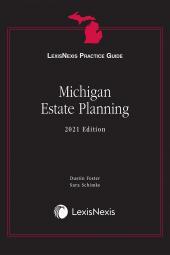 LexisNexis Practice Guide: Michigan Estate Planning cover