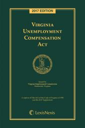 Virginia Unemployment Compensation Act cover