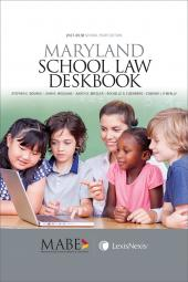 Maryland School Law Deskbook cover