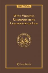 West Virginia Unemployment Compensation Law cover