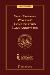 West Virginia Workers' Compensation Laws Annotated cover