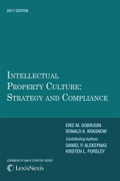 Intellectual Property Culture: Strategy and Compliance cover